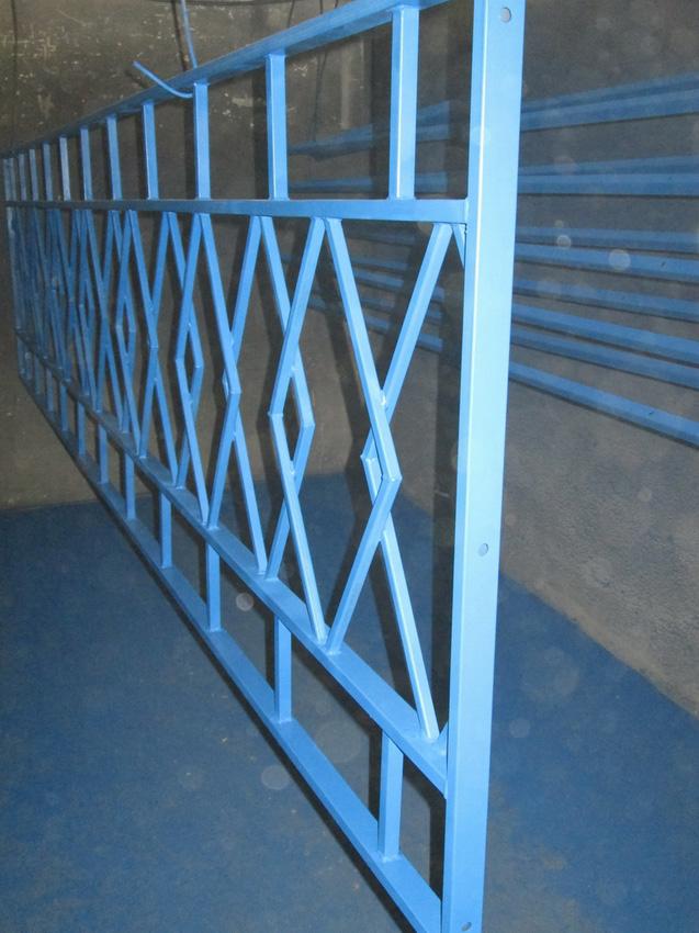 Фото ограждений балконов компании стк конструкция в подольск.