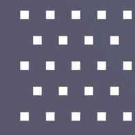 Квадратная перфорация со смещенными рядами отверстий Qv