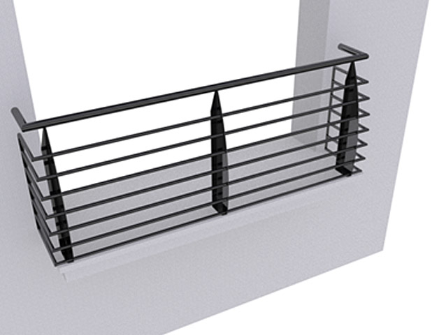 Ограждение балконов ОБ-3