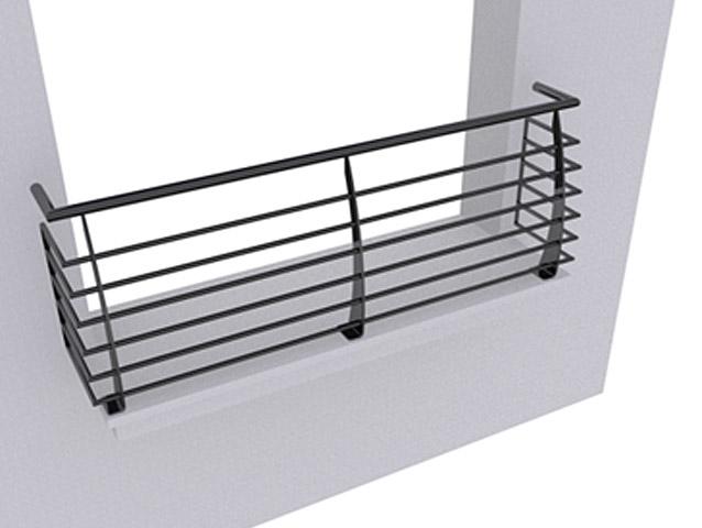 Ограждение балконов ОБ-5