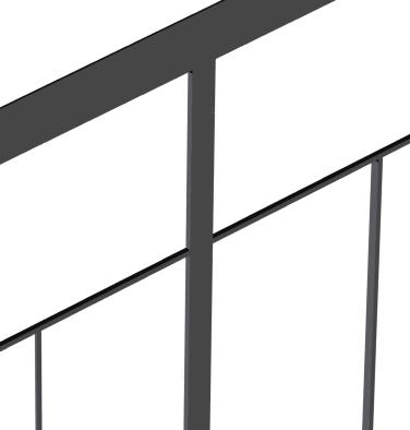 Ограждение лестниц ОГ 1-1СК